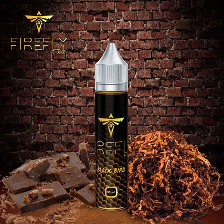 Juice Firefly - Black Bird (30ml)