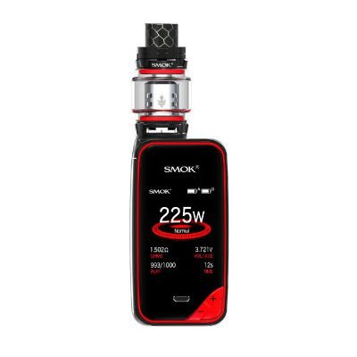 Vape Kit Smok X-Priv - Black Red