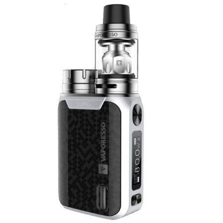 Vape Kit Vaporesso Swag - 3.5ML - Steel