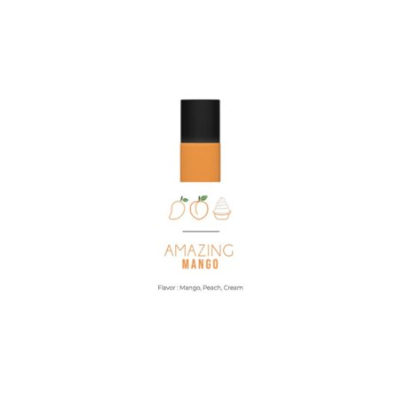 Pod Liquid Naked 100 - Amazing Mango 1,1ml