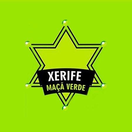 Juice Xerife Nic Salt Maçã Verde (15ml/30mg)