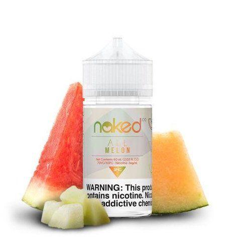 Juice Naked All Melon (60ml/3mg)