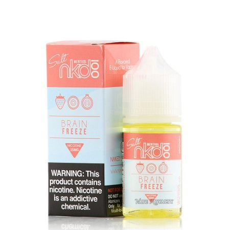 Juice Naked Salt Brain Freeze (30ml/35mg)