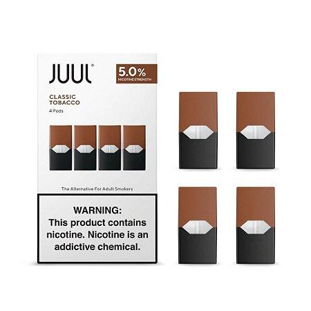 Pod Liquid Juul Classic Tobacco 0,7ml