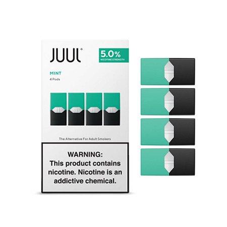 Pod Liquid Juul Mint 0,7ml