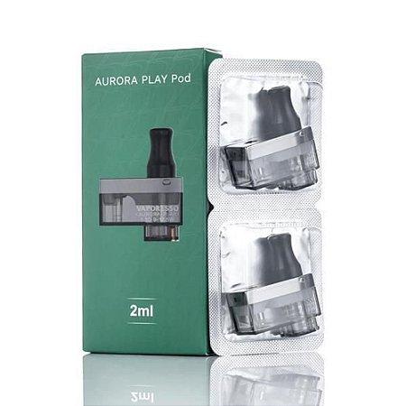 Pod Reposição System Vaporesso Aurora Play 2ml (Unidade Individual)