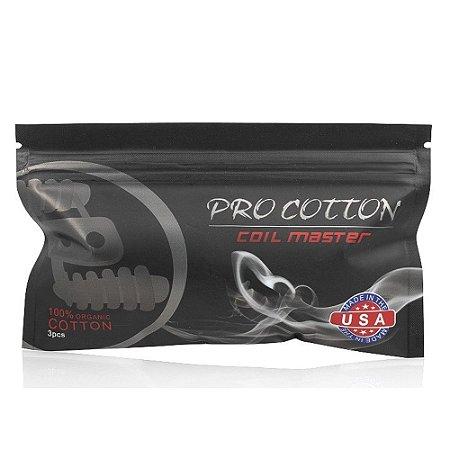 Algodão Pro Cotton Coil Master 10g