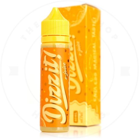 Juice Dizzit Donut Caramel (60ml/3mg)