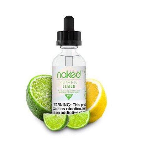 Juice Naked Green Lemon (60ml/0mg)