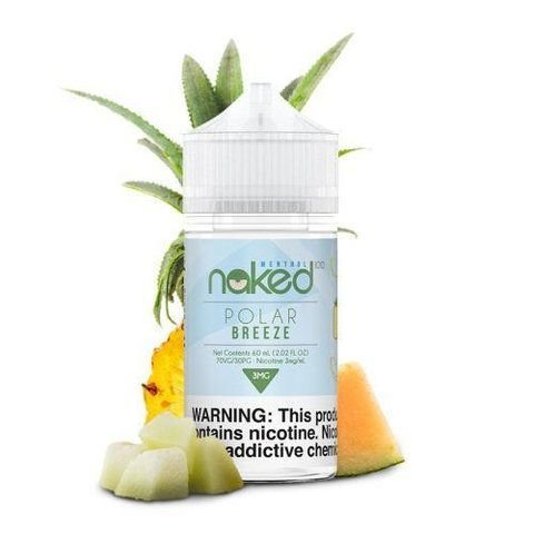 Juice Naked Polar Breeze (60ml/0mg)