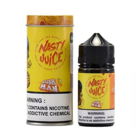 Juice Nasty Cush Man (60ml/0mg)