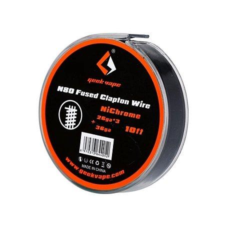 Fio Coil GeekVape Wire N80 Vape Zn07