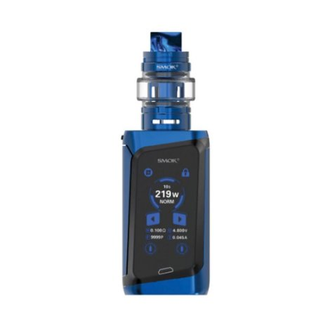 Vape Kit Smok Morph 219 - Prism Blue and Black