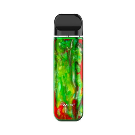 Pod System Smok Novo 2 - Green and Red