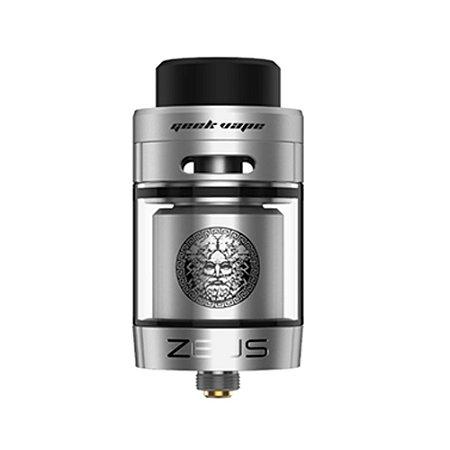 Atomizador Geek Vape Zeus Dual RTA - Silver