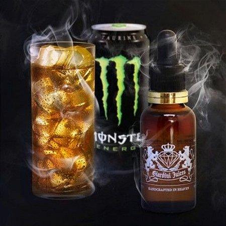 Juice Giardini - Boosted Energy (30ml/3mg)