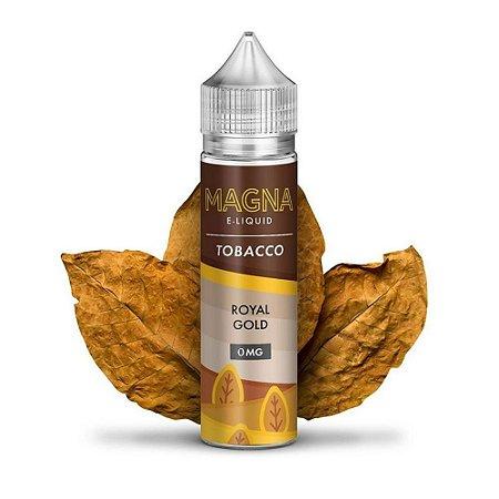 Juice Magna Tobacco Royal Gold (60ml/0mg)