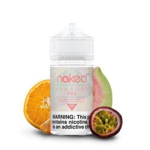 Juice Naked Hawaiian Pog (60ml/3mg)
