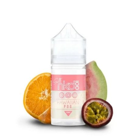 Juice Naked Salt Hawaiian Pog (30ml/50mg)