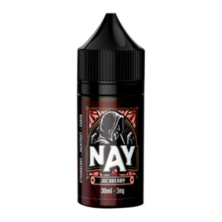 Juice Nay Jackeberry (30ml/0mg)