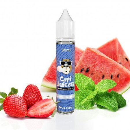 Juice Capijuice Californication (30ml/3mg)