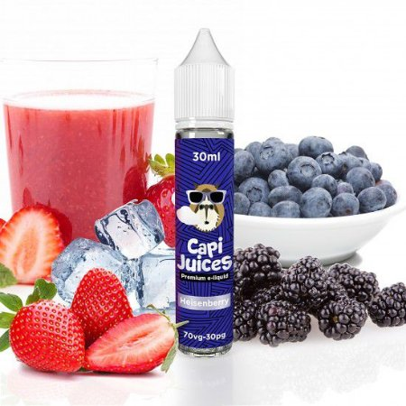 Juice Capijuice Heisenberry (30ml/0mg)