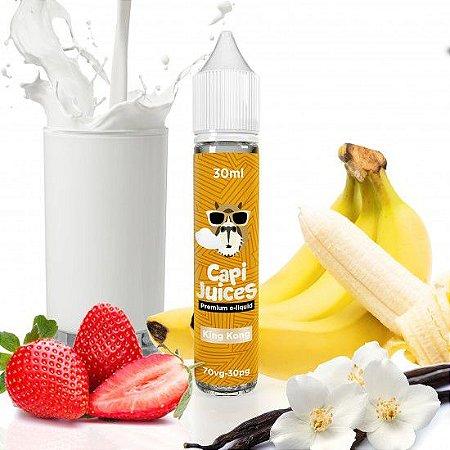Juice Capijuice King Kong (30ml/3mg)