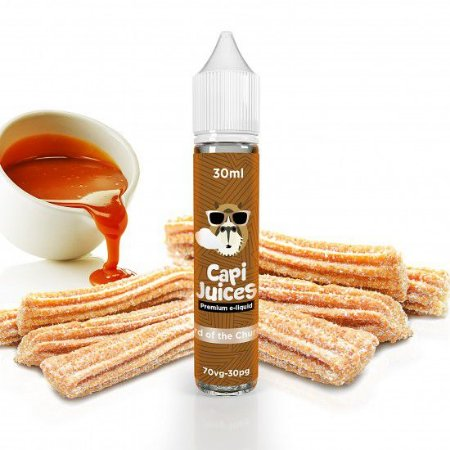 Juice Capijuice Lord of the Churros (30ml/6mg)