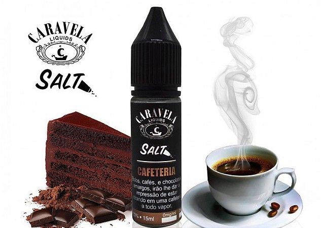 Juice Caravela Salt Cafetaria (15ml/35mg)