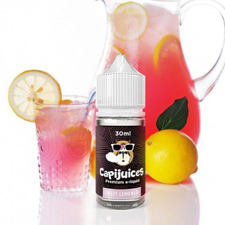 Juice Capijuice Salt Sweet Lemonade (30ml/20mg)