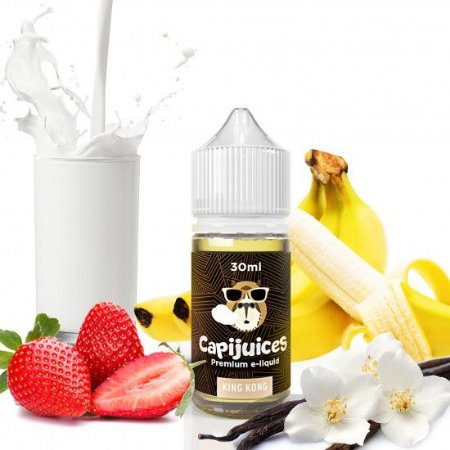 Juice Capijuice Salt King Kong (30ml/20mg)