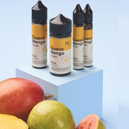 Juice Dream Collab Guava Mango (30ml/0mg)