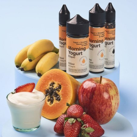Juice Dream Collab Morning Yogurt (30ml/6mg)
