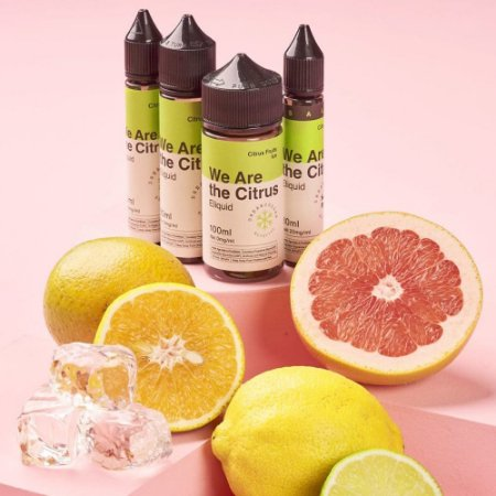 Juice Dream Collab We Are The Citrus Ice (30ml/0mg)