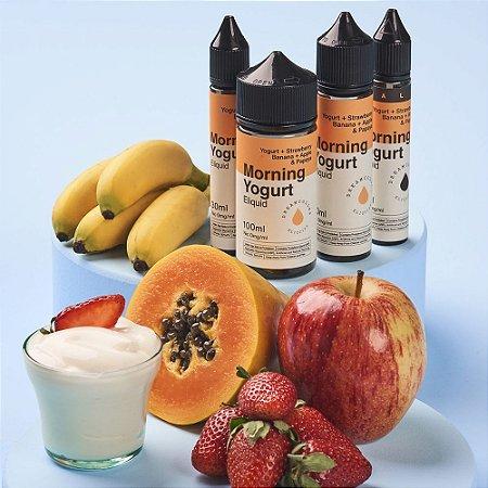 Juice Dream Collab Salt Morning Yogurt (30ml/20mg)