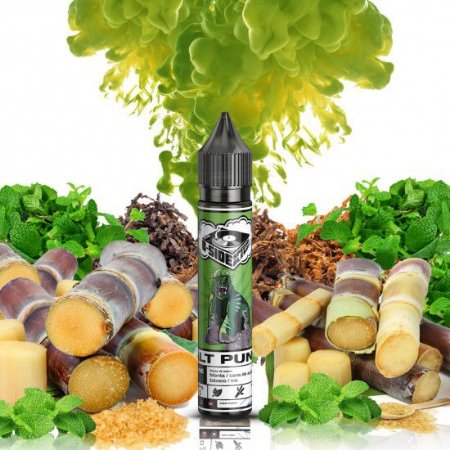 Juice B Side Mr. Cane Mint (30ml/6mg)