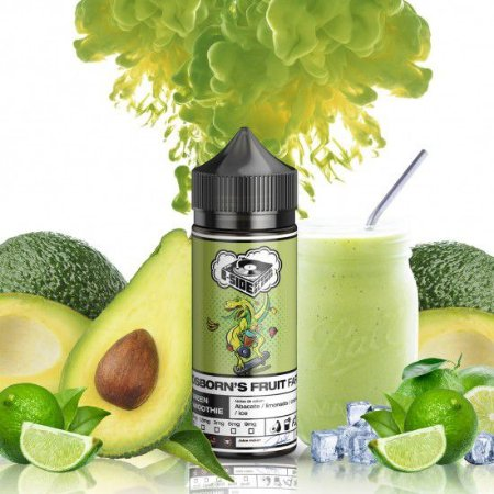 Juice B Side Salt Green Smothie (30ml/20mg)