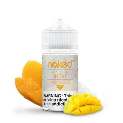 Juice Naked Amazing Mango (60ml/3mg)
