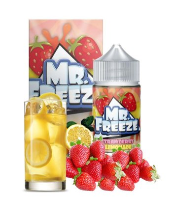 Juice Mr Freeze Salt Strawberry Lemonade (30ml/35mg)