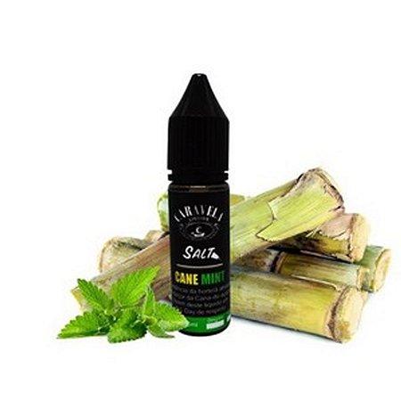 Juice Caravela Salt Cane Mint (15ml/35mg)