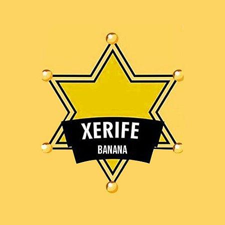 Juice Xerife Nic Salt Banana (15ml/30mg)