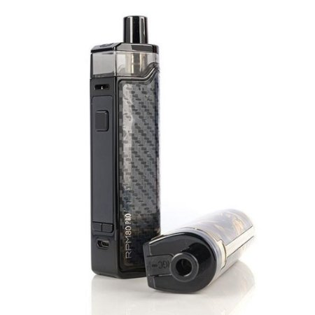 Pod System Smok RPM80 PRO - Black Carbon Fiber