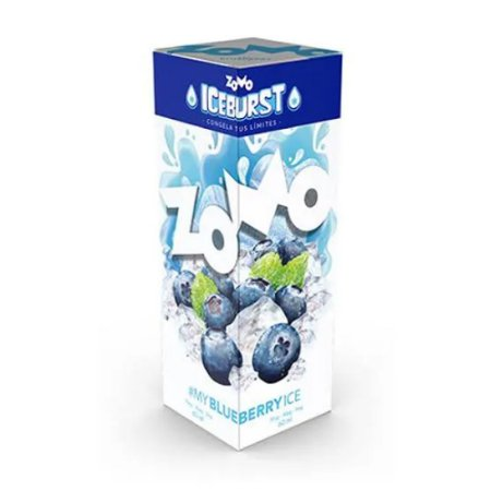 Juice Zomo Ice Burst BlueBerry (60ml/3mg)