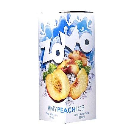 Juice Zomo Peach Ice (30ml/3mg)
