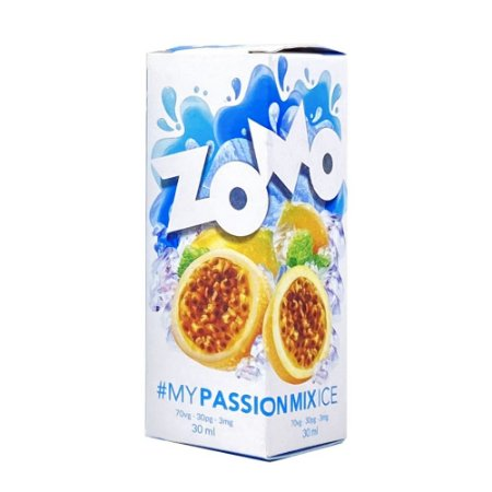 Juice Zomo Passion Mix Ice (30ml/3mg)