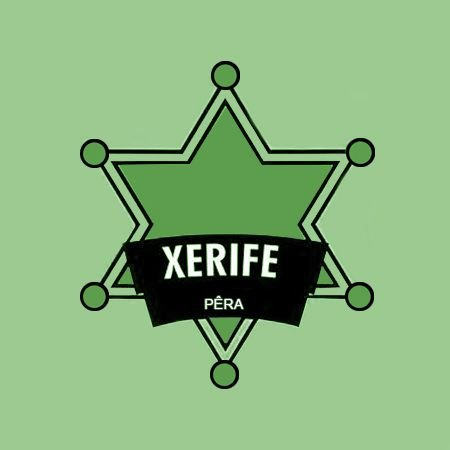 Juice Xerife Pera (15ml/0mg)
