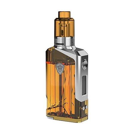 Vape Kit Rincoe Jellybox - Ambar/Clear
