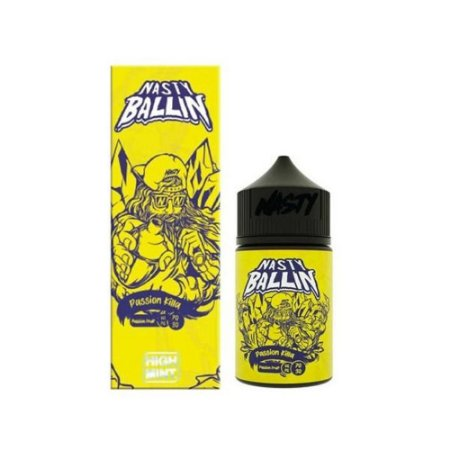 Juice Nasty Ballin Passion Killa Hight Mint (60ml/3mg)