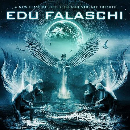 CD - EDU FALASCHI - A NEW LEASE OF LIFE (TRIBUTE)