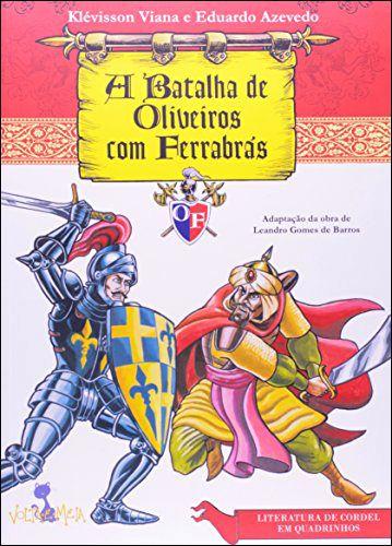 A batalha de Oliveiros com Ferrabrás em quadrinhos